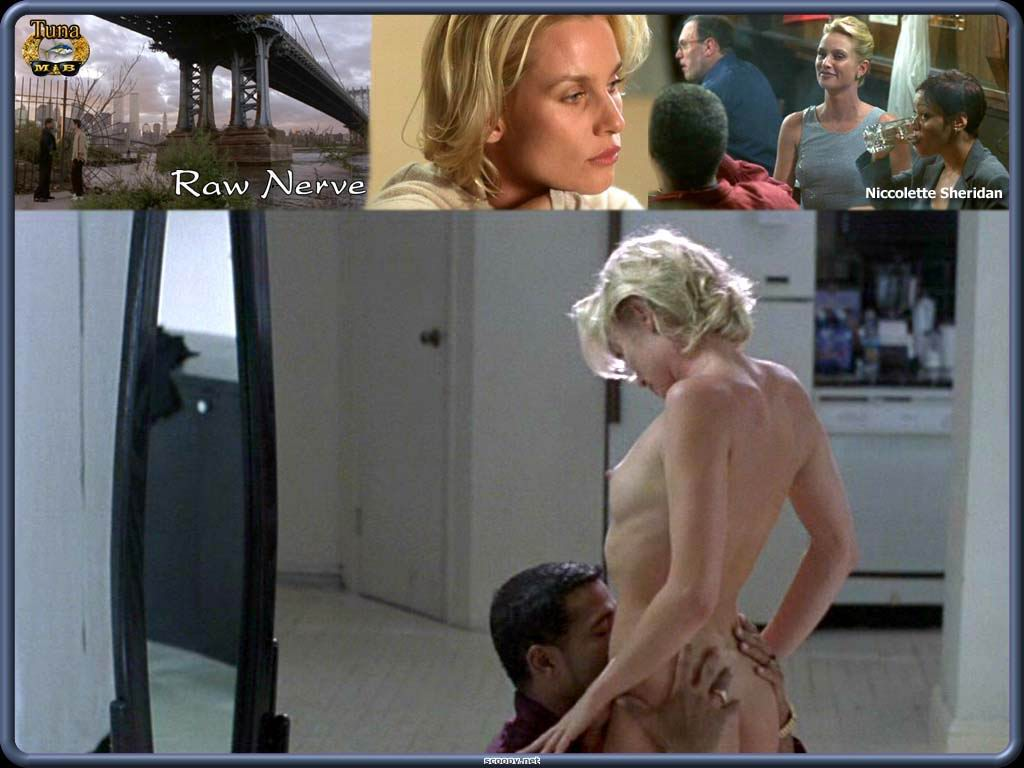 Nicollette sheridan pussy picture #4