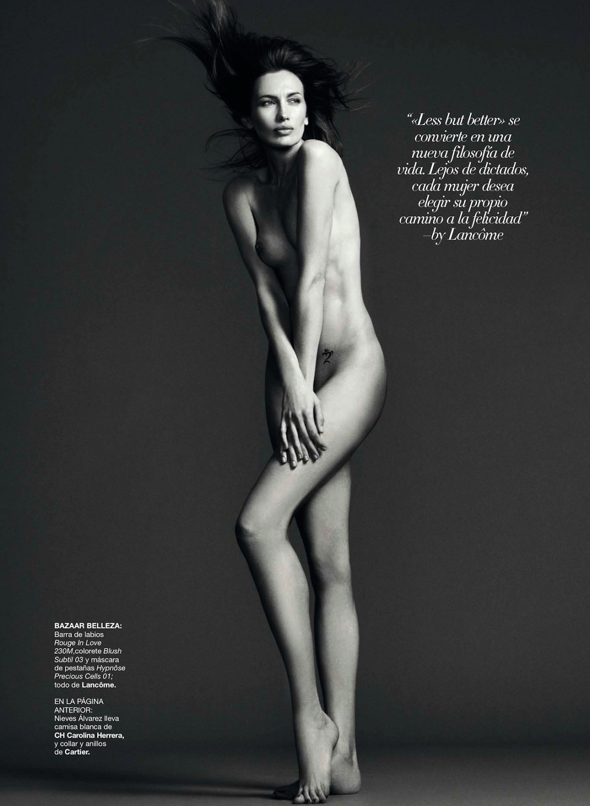 Nude Nieves Alvarez nude photos 2019