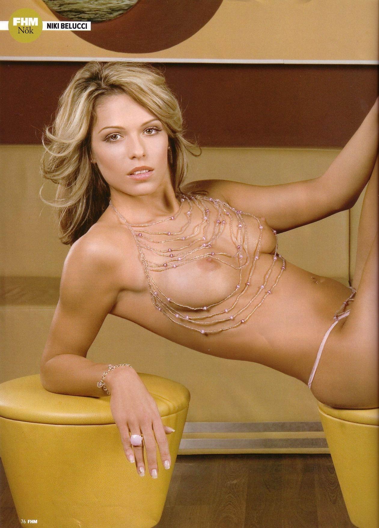 Nikki Belucci Porn