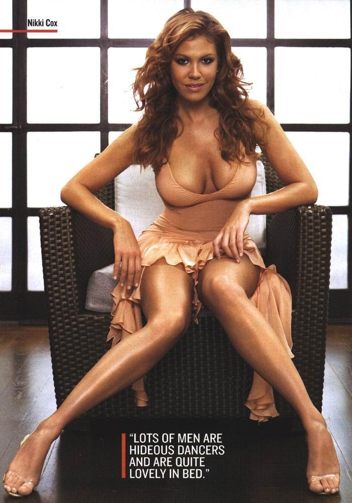 Nikki cox desnuda video