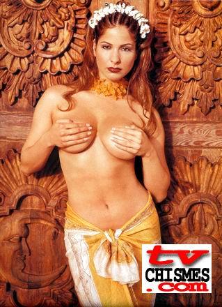 Odalys garcia nude, topless and sexy
