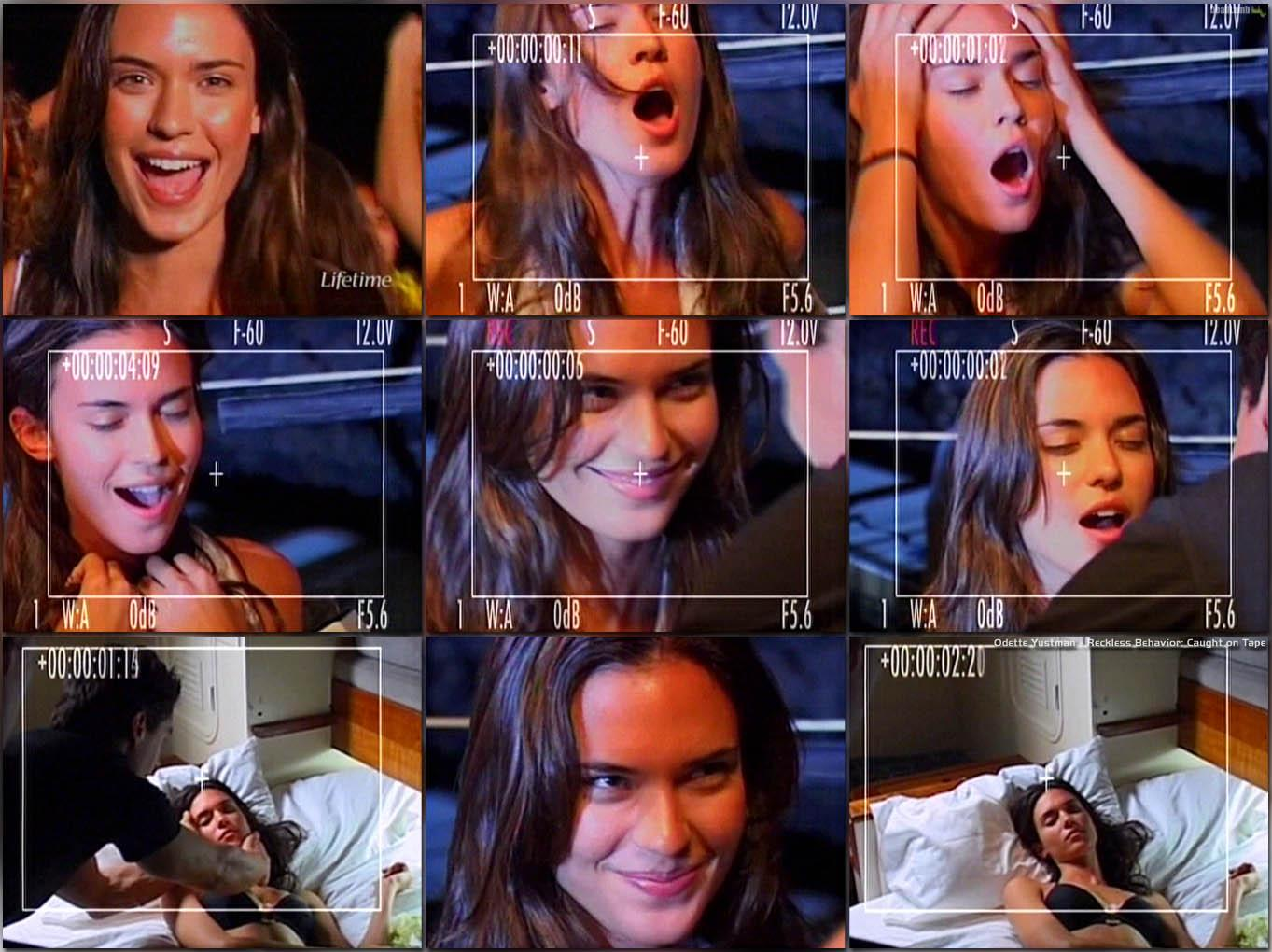 Odette Annable Nude, Naked - Pics And Videos -1569