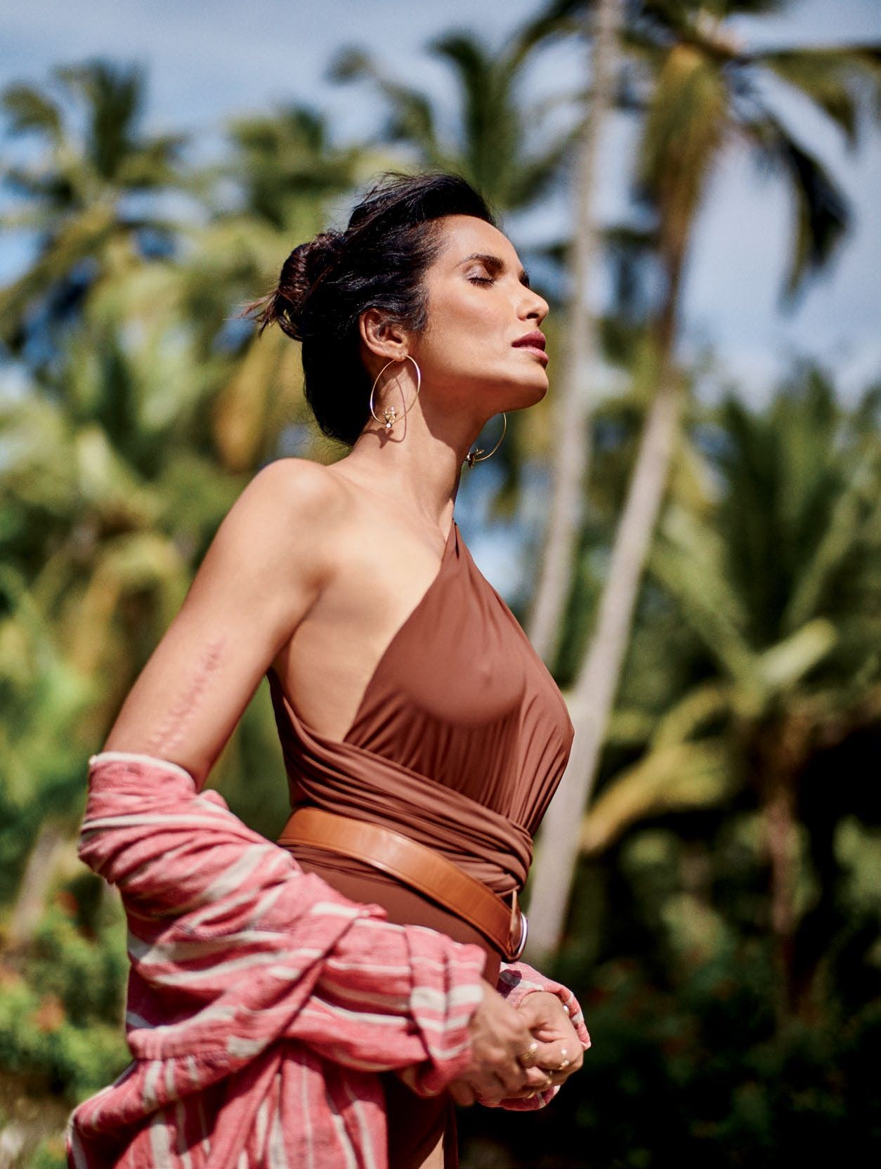 Buxom padma lakshmi nude pics those
