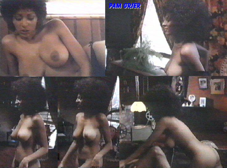 Pam Grier Nude Compilation Hd