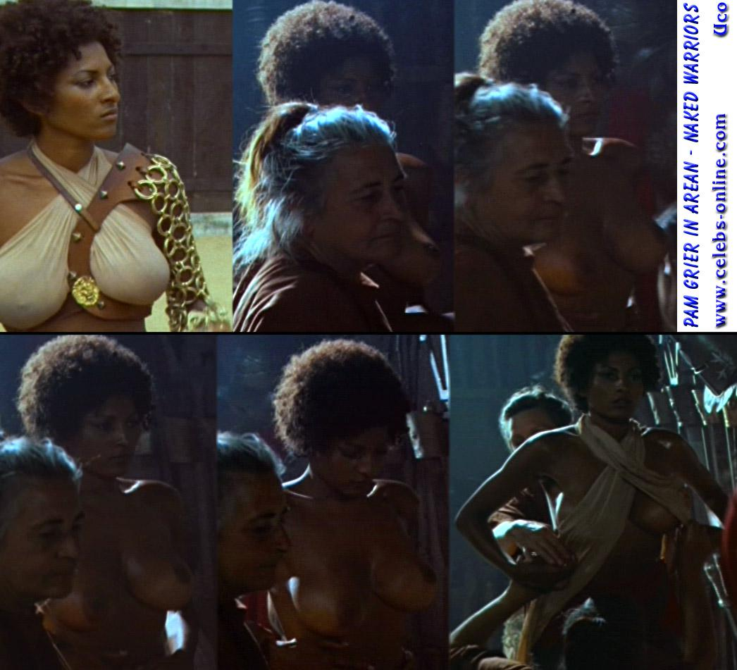 Pam grier naked warriors — photo 5