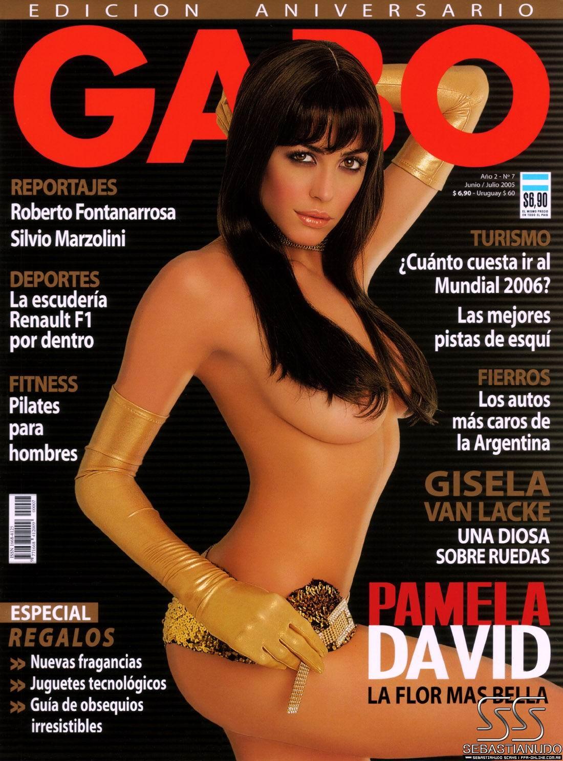 Pamela David Nude Lesbian