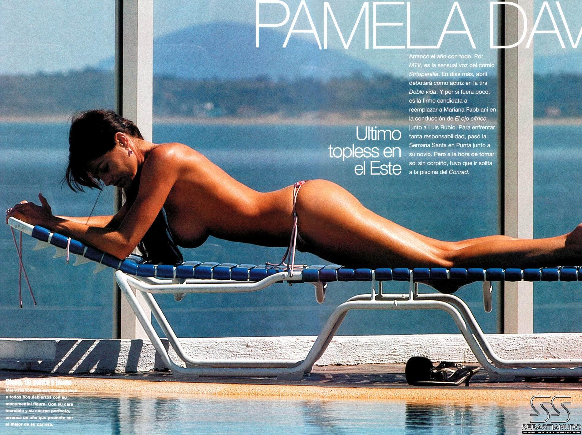 Pamela David, Queen Of The Seas