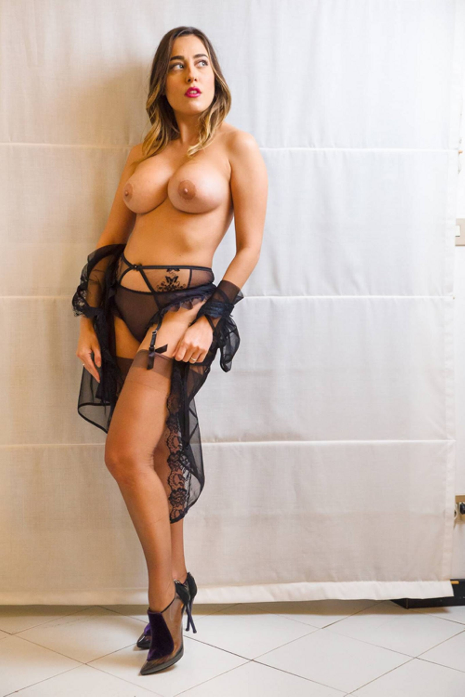 Nackt paola saulino Paola Saulino