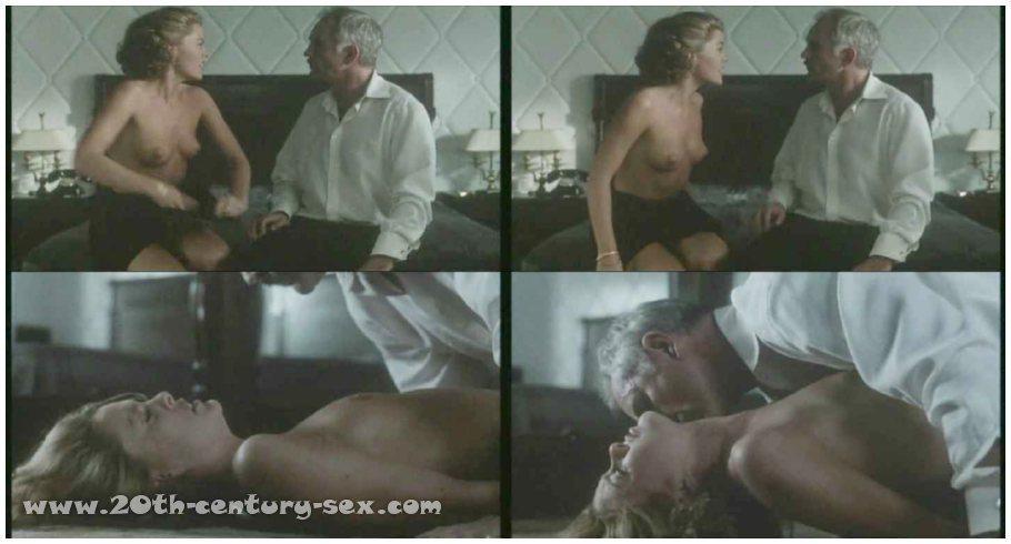 Patsy Kensit  nackt