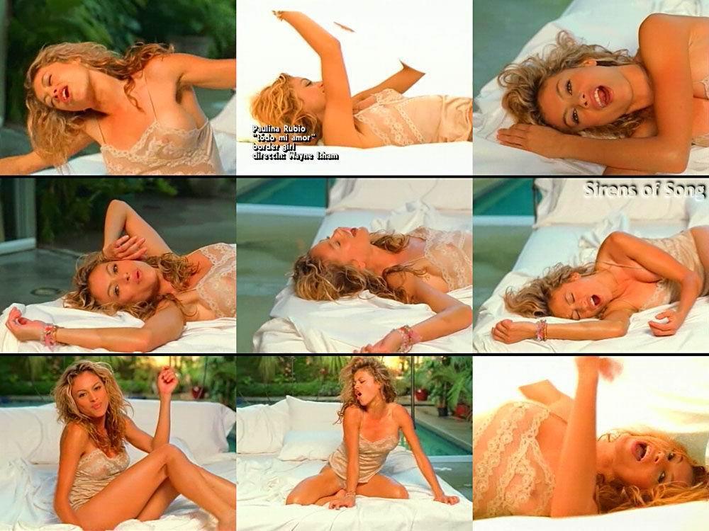 Paulina rubio nude images
