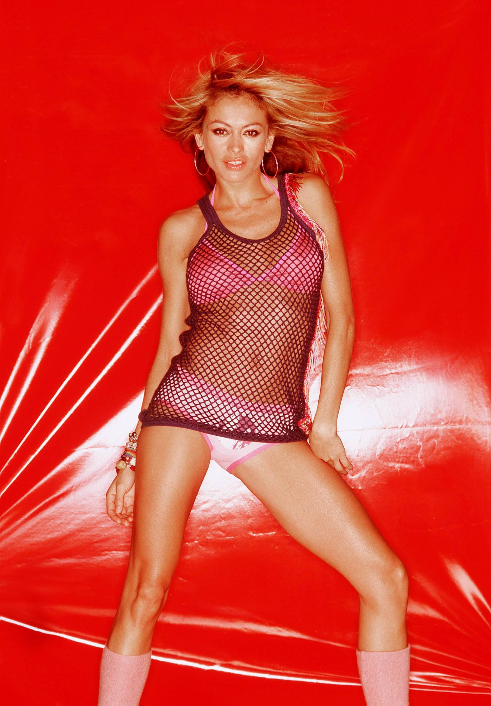 Paulina rubio hot naked and nude #2