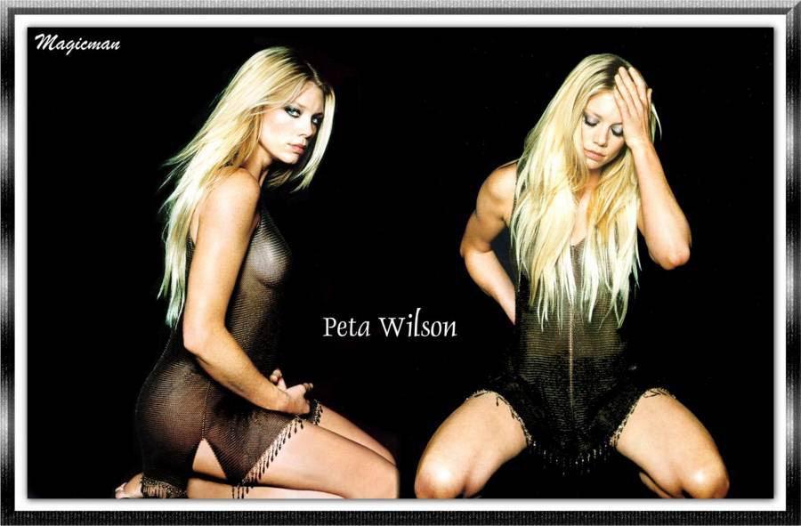 Peta Wilson Desnuda Página 5 Fotos Desnuda Descuido Topless