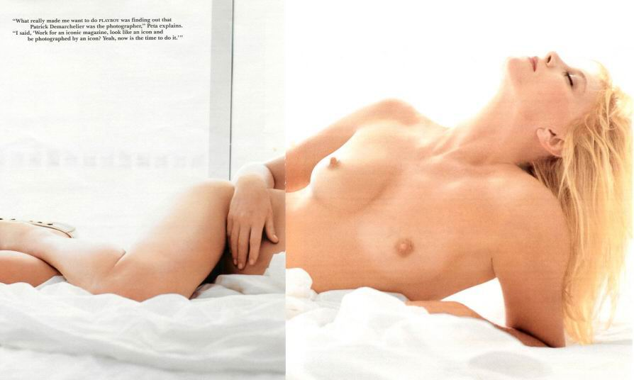 Peta wilson fotos desnuda