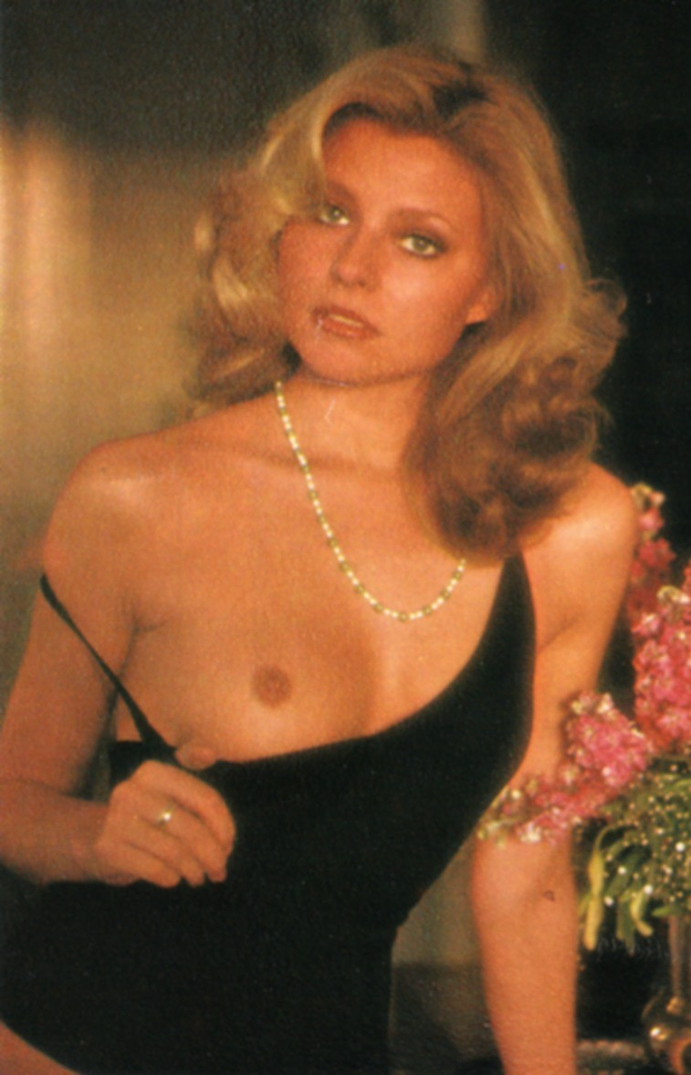 Priscilla barnes nude in sex sells the making of touche