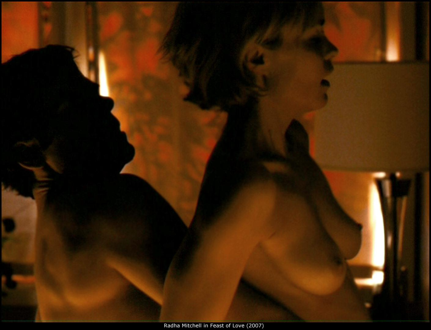 Radha Mitchell Nude, Topless Pictures, Playboy Photos, Sex Scene Uncensored