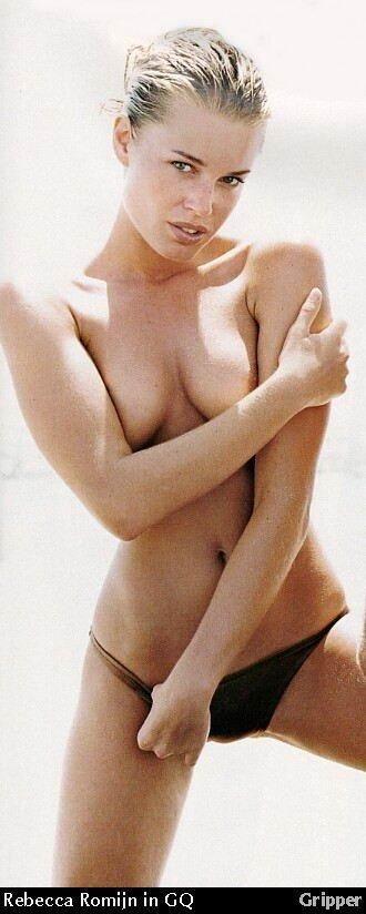 desnuda Rebecca romijn