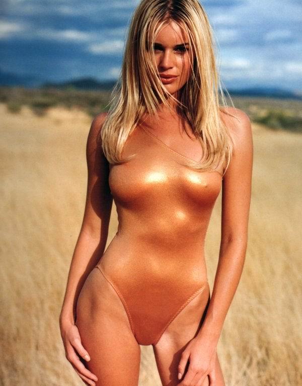 Rebecca romijn mystique nude