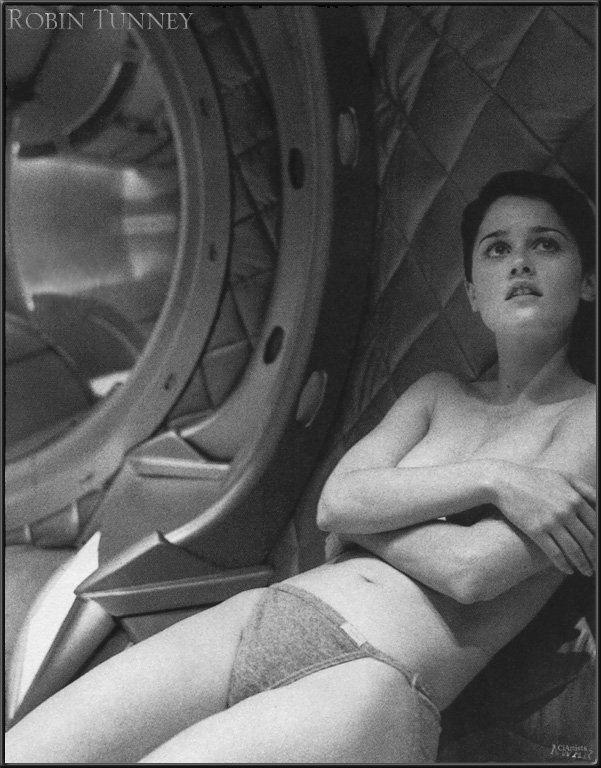 Apologise Hot robin tunney nude pics