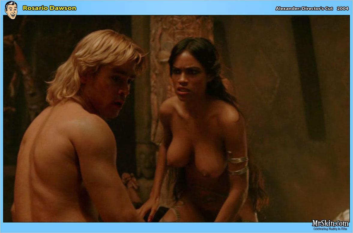Rosario dawson topless alexander 7