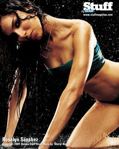 nude pictures of roselyn sanchez № 69768