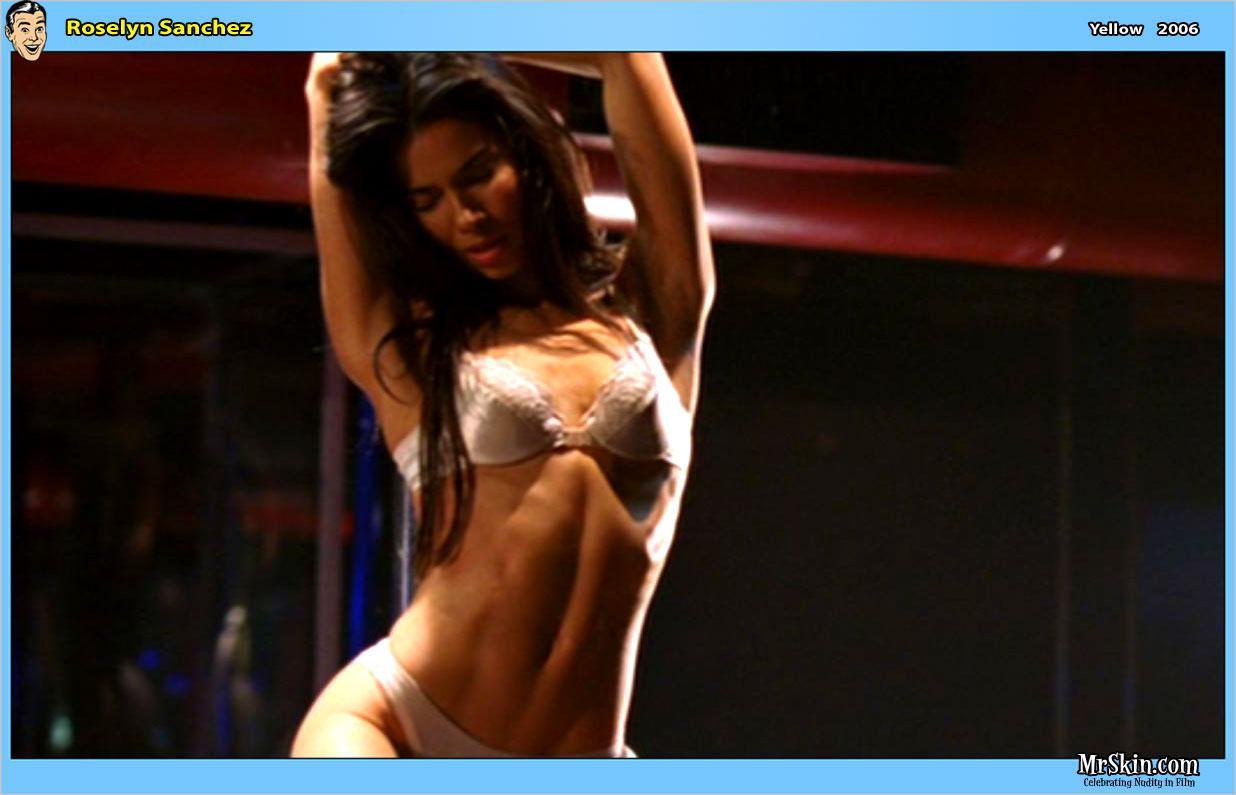 Roselyn Sánchez Desnuda Página 5 Fotos Desnuda Descuido Topless