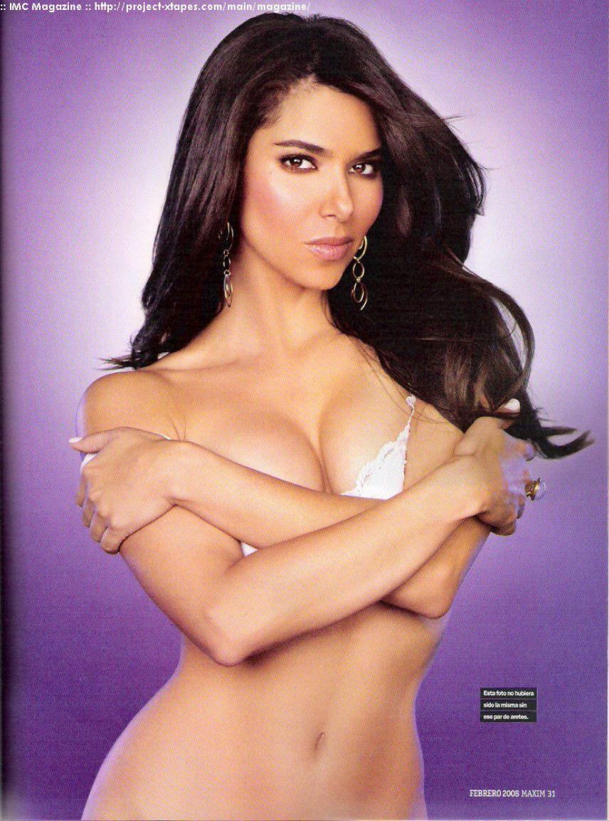 Maxim Fotos De Roselyn Sánchez En Maxim Imperiodefamosas