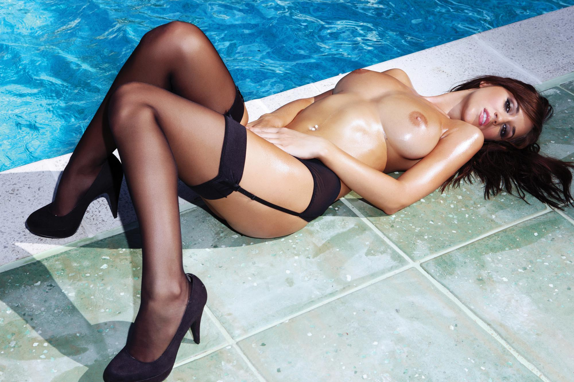 Rosie jones nude sex bondage