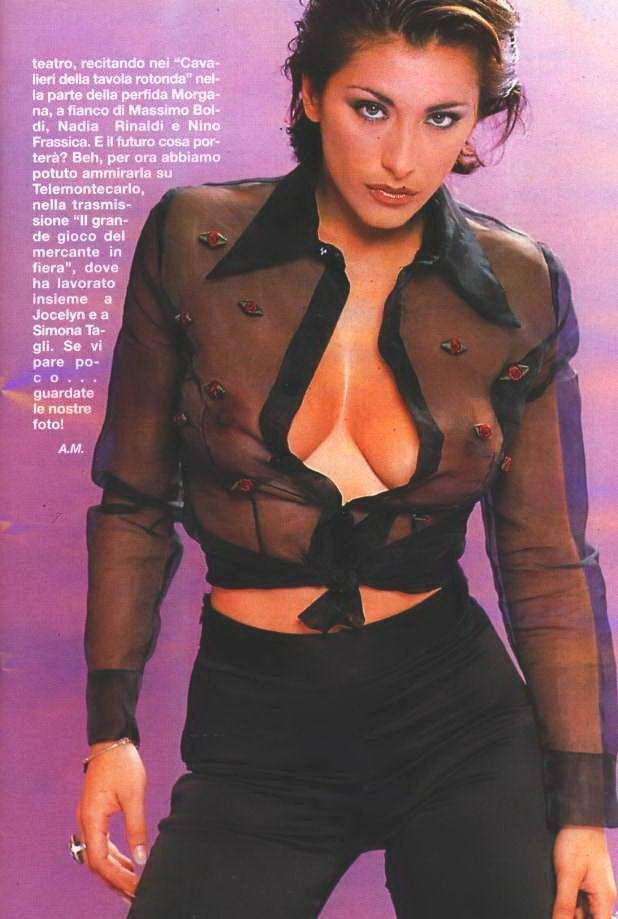 Sabrina Salerno Nuda Pagina 4 Immagini Oops Topless Bikini