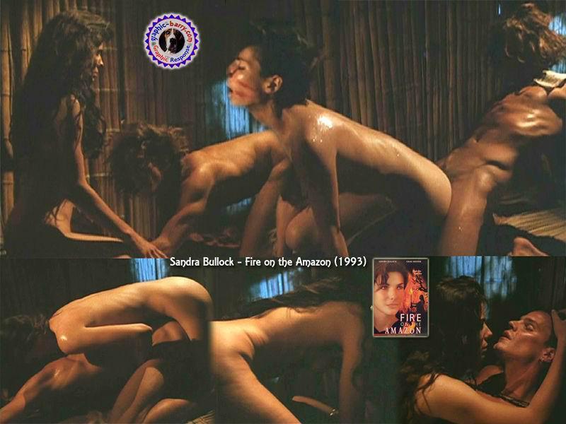Sandra Bullock Hot Sex