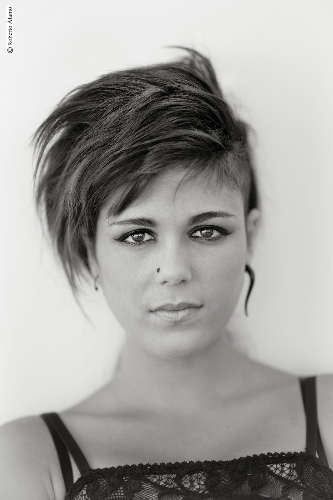 Sandra Martín  nackt