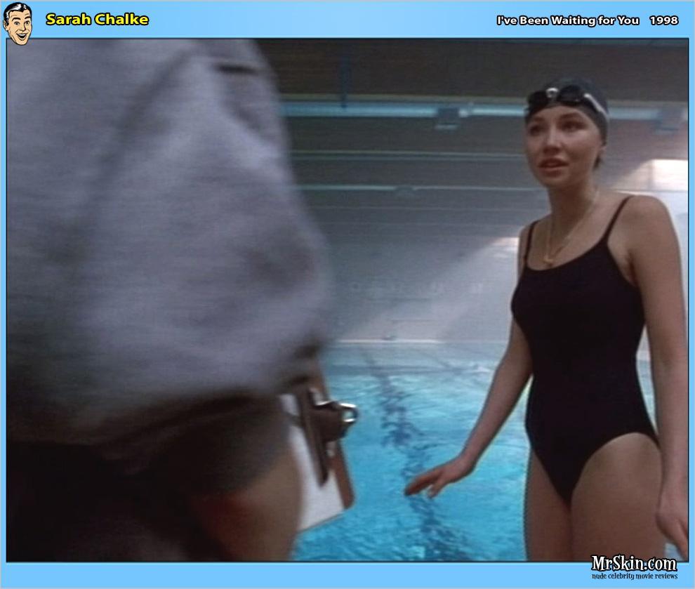 Sarah Chalke desnuda - Fotos y Vídeos -