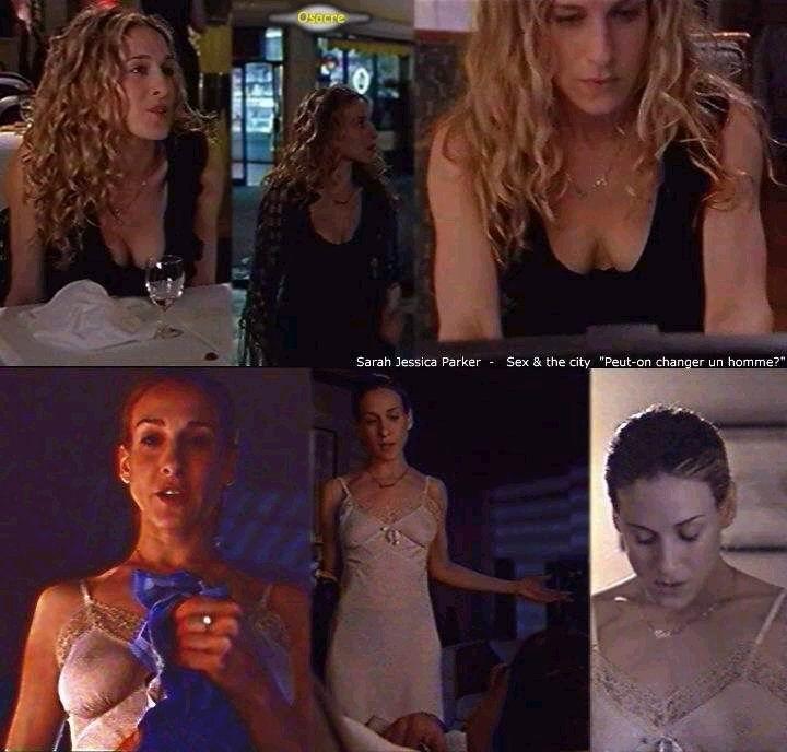 Fotos de desnudos de Sarah Jessica Parker filtradas en