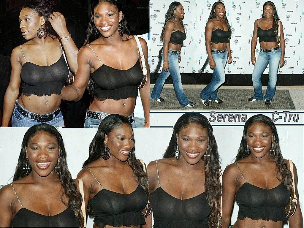 Can Serena williams nude photo