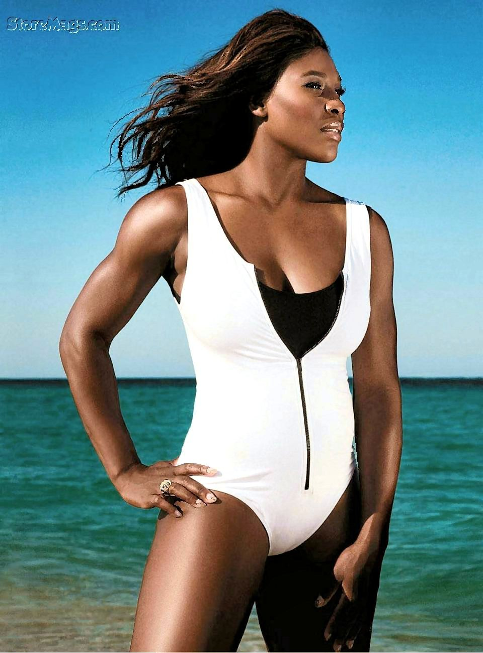 Serena Williams Nude - Page 2 Pictures, Naked, Oops -1582
