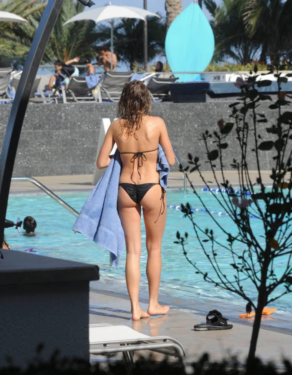 Bikini Fotos De Shantel Vansanten En Bikini Imperiodefamosas