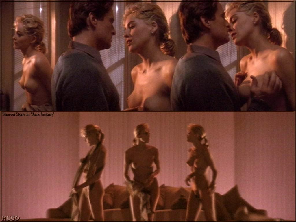 Free Sharon Stone Basic Instinct Bed Scene