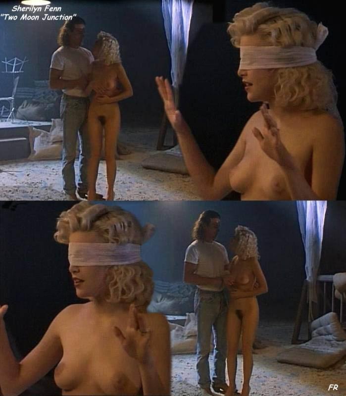 Шерилин фенн фото голая