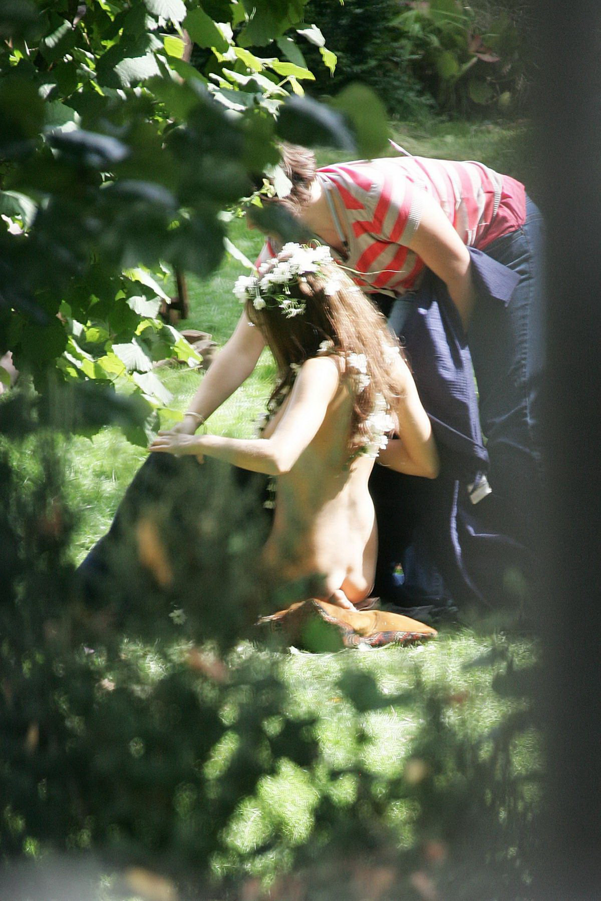 Naked sienna miller in the edge of love ancensored