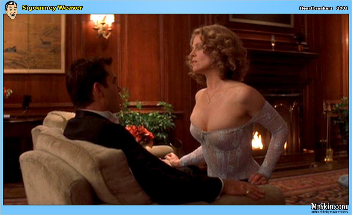 Sigourney Weaver Nude, Naked - Pics And Videos -3674