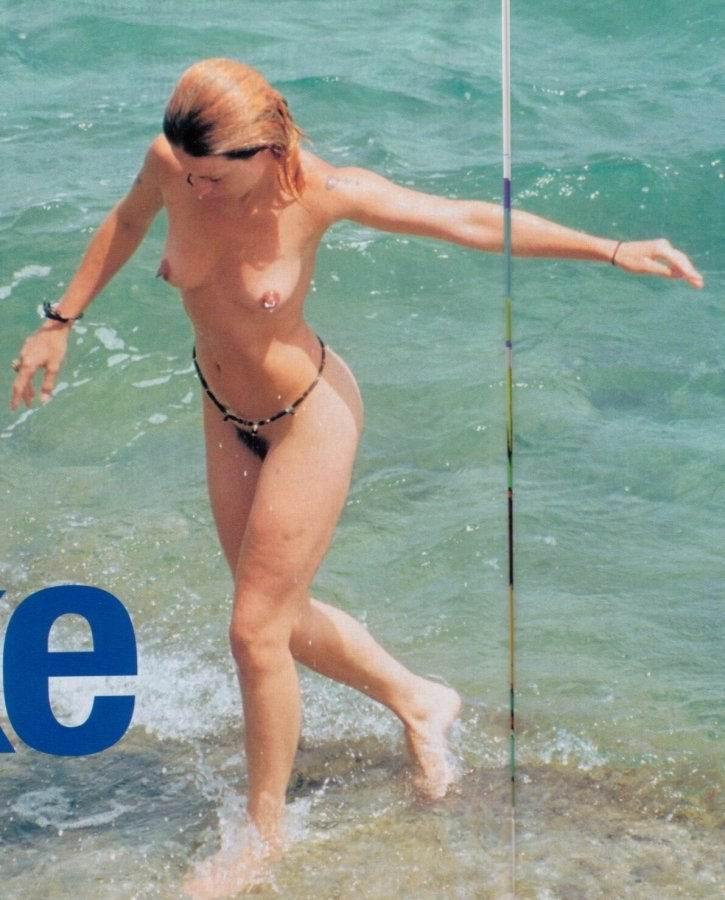 Silke Desnuda Página 3 Fotos Desnuda Descuido Topless Bikini Pezón