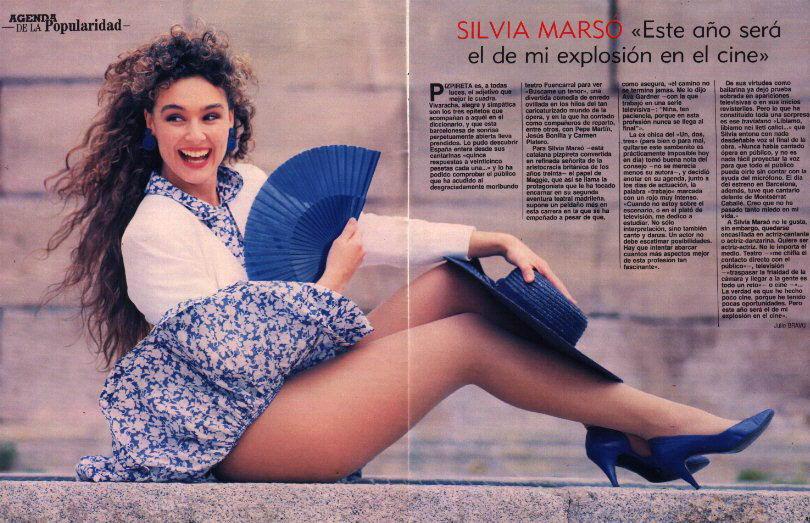 Silvia Marsó Desnuda Página 4 Fotos Desnuda Descuido Topless