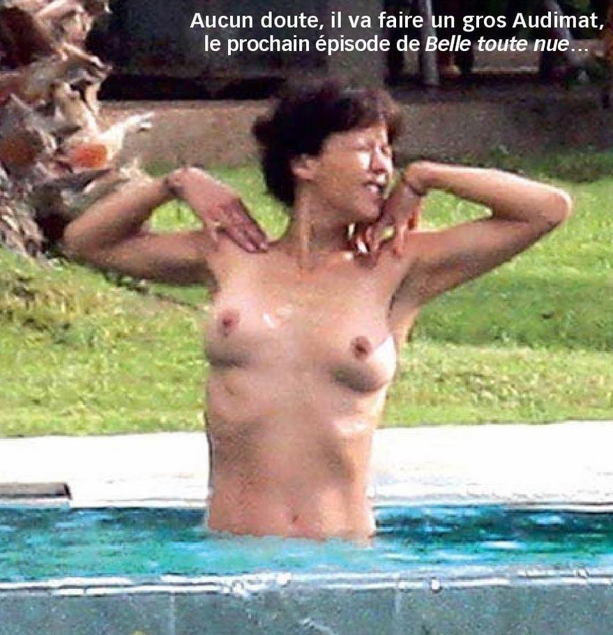 Sophie marceau joyeuses paques 6
