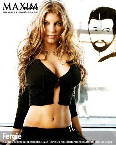 Fergie Nude Phono