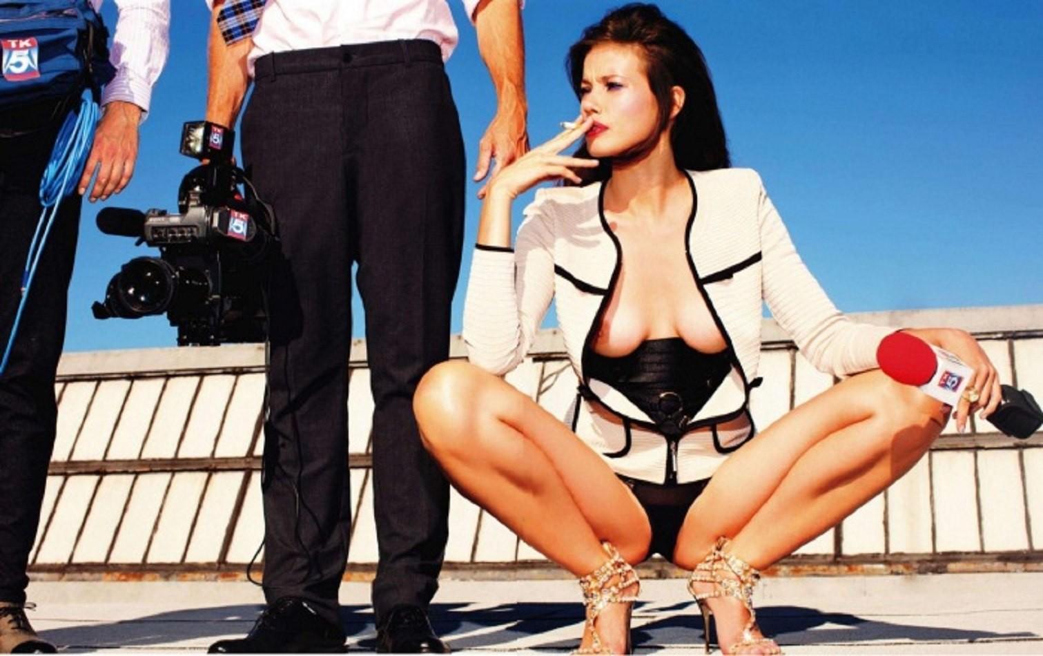 Desnuda Fotos De Stephanie Corneliussen Desnuda Tetas Pezon