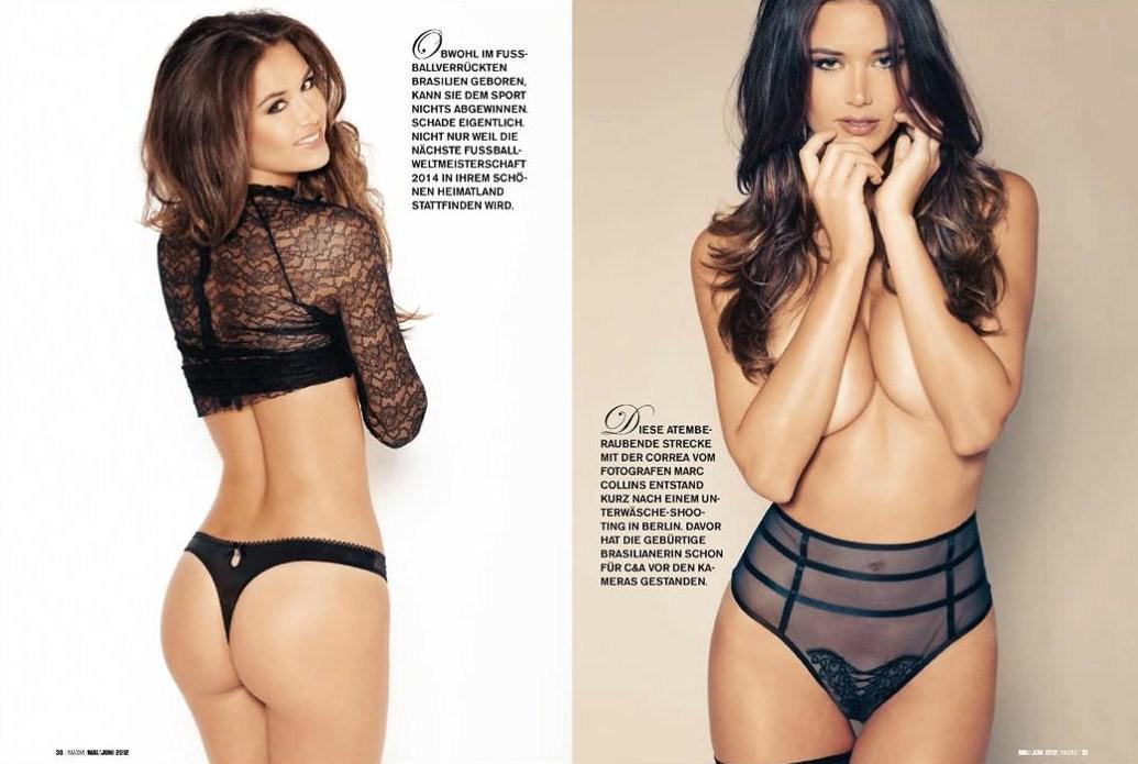 Correa  nackt Talita Talita nude