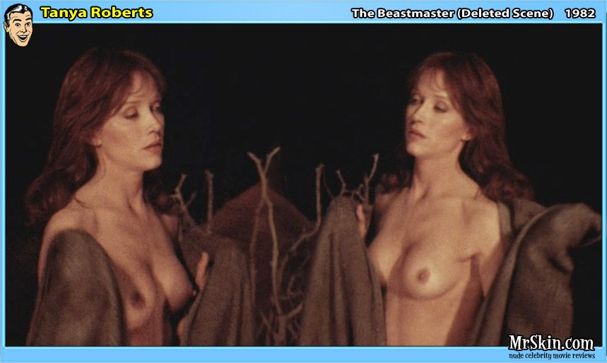 Hot would tanya roberts nude scenes she's