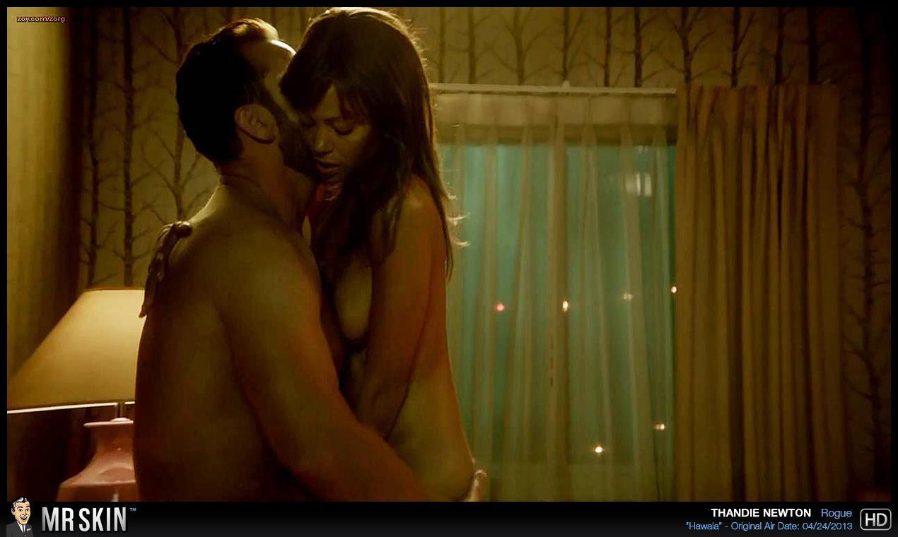 Thandie Newton Desnuda Página 2 Fotos Desnuda Descuido Topless