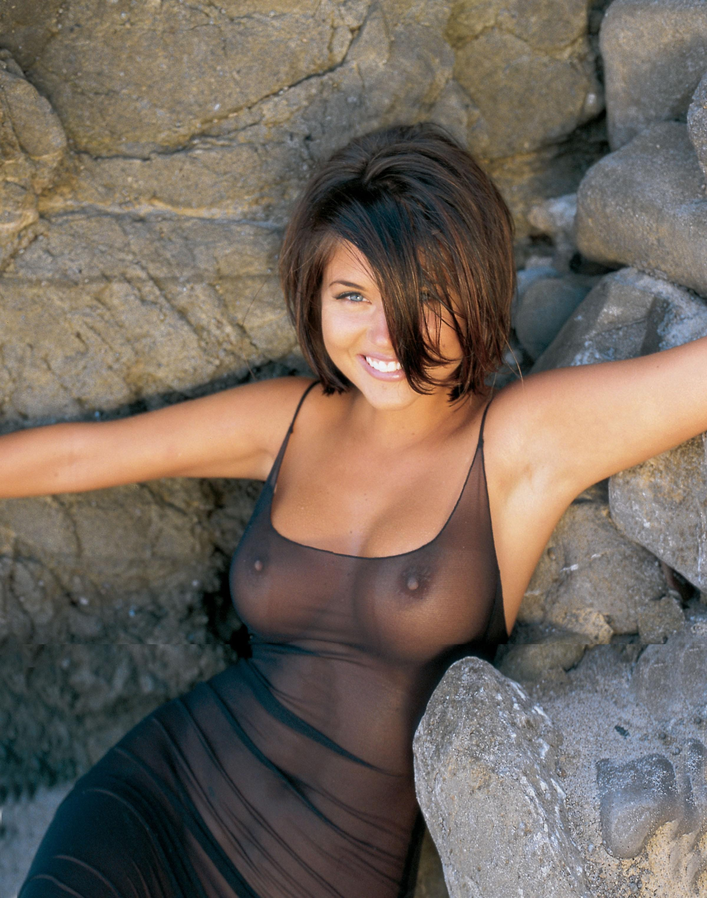 tiffani thiessen naked
