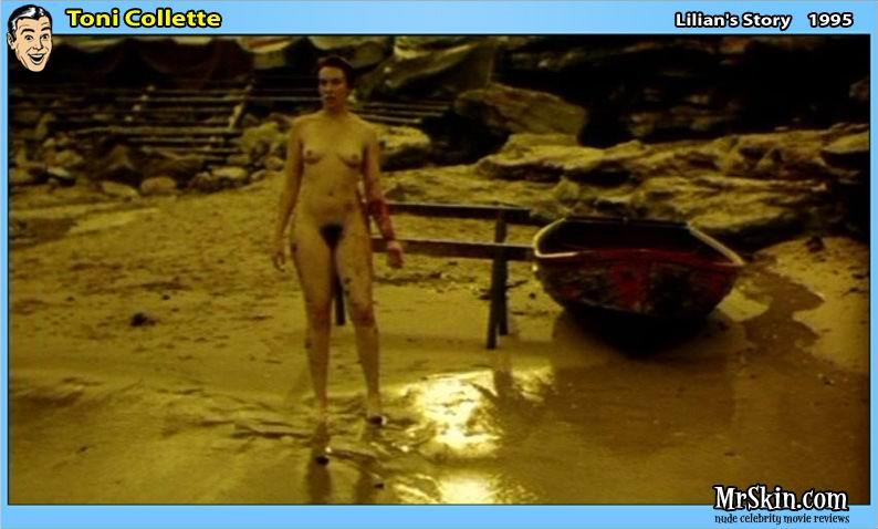 Collette naked toni