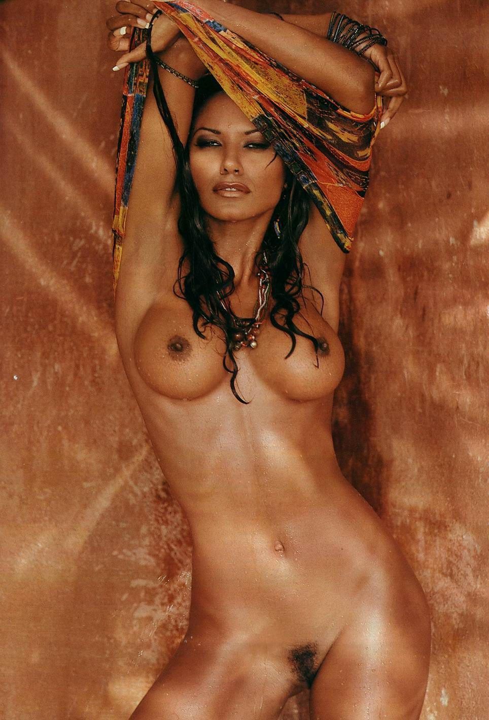 Traci bingham nude in playboy